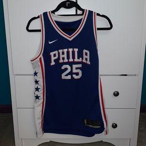 Ben Simmons jersey
